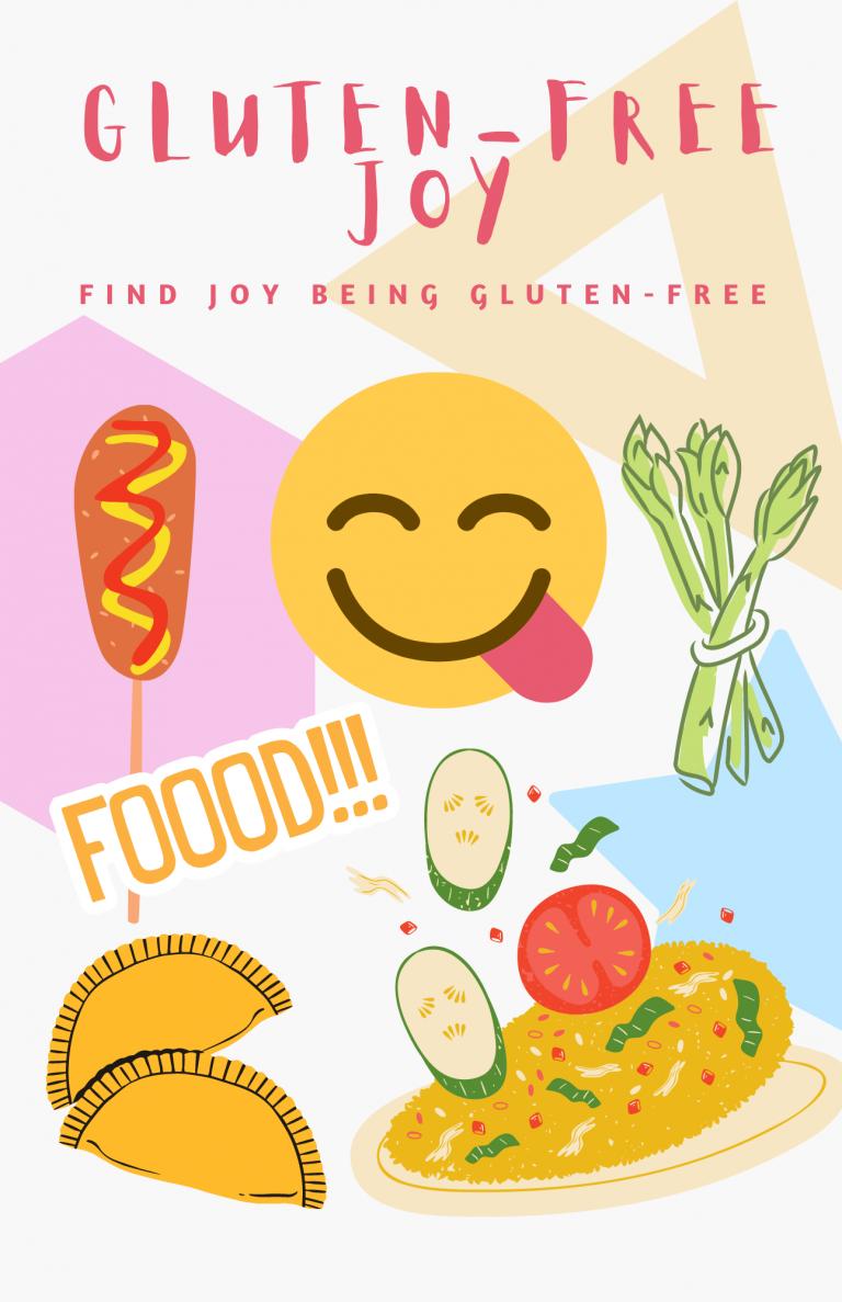 Gluten-free joy_flyer